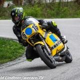 Motorrad Bergrennen Landshaag-St. Martin