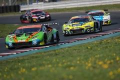 ADAC GT Masters, Testfahrten Oschersleben 2019