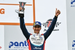 Platz 3 für Lukas Dunner beim Heimrennen am Red Bull Ring