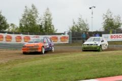 Harald Falschlehner vor Dominic Janisch Super Touring Cars-2000
