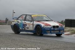 Thomas Hametner. Sehr guter vierter in der Klasse SupertouringCars +2000.