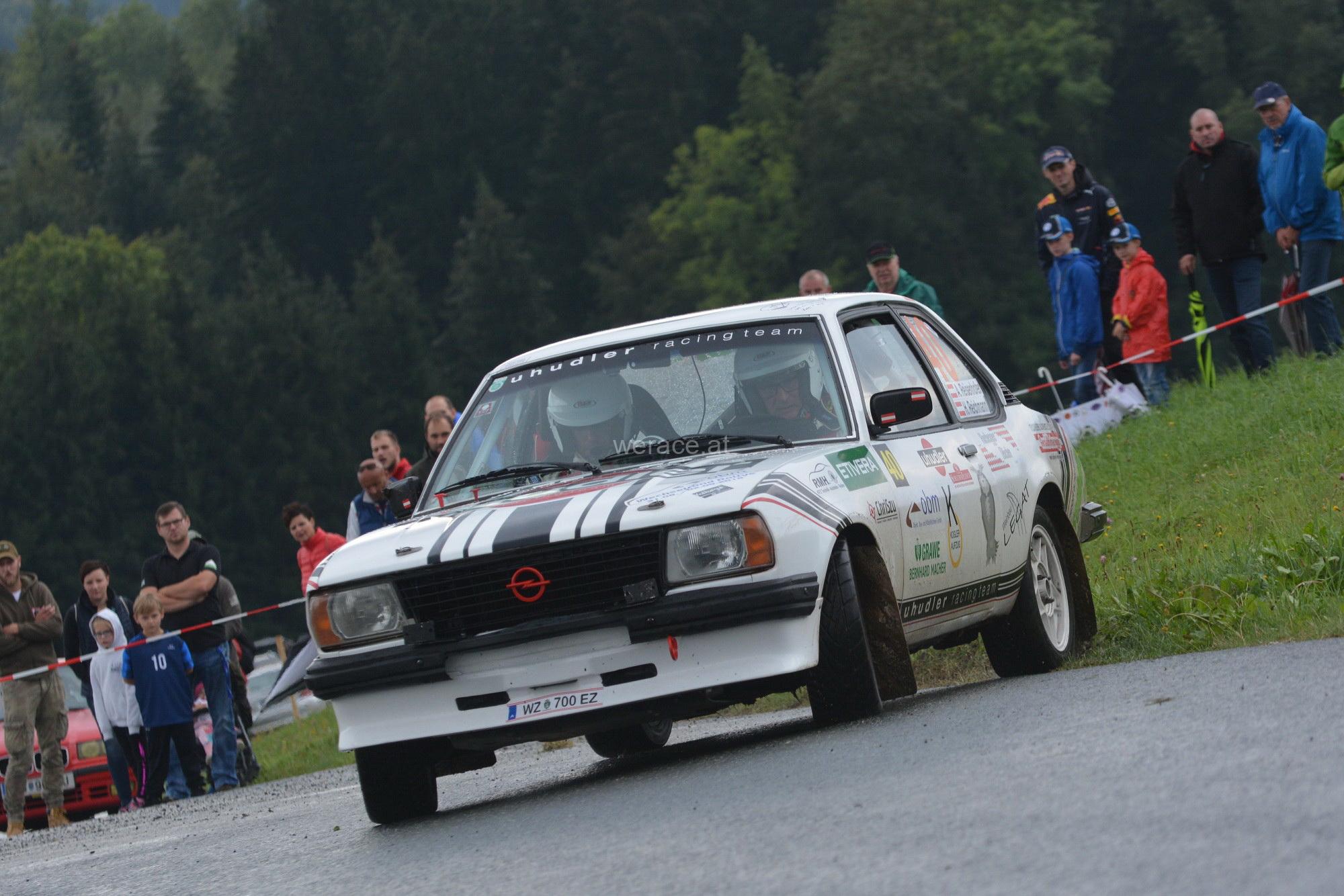 Anton Reisenhofer OBM Wechselland Rallye