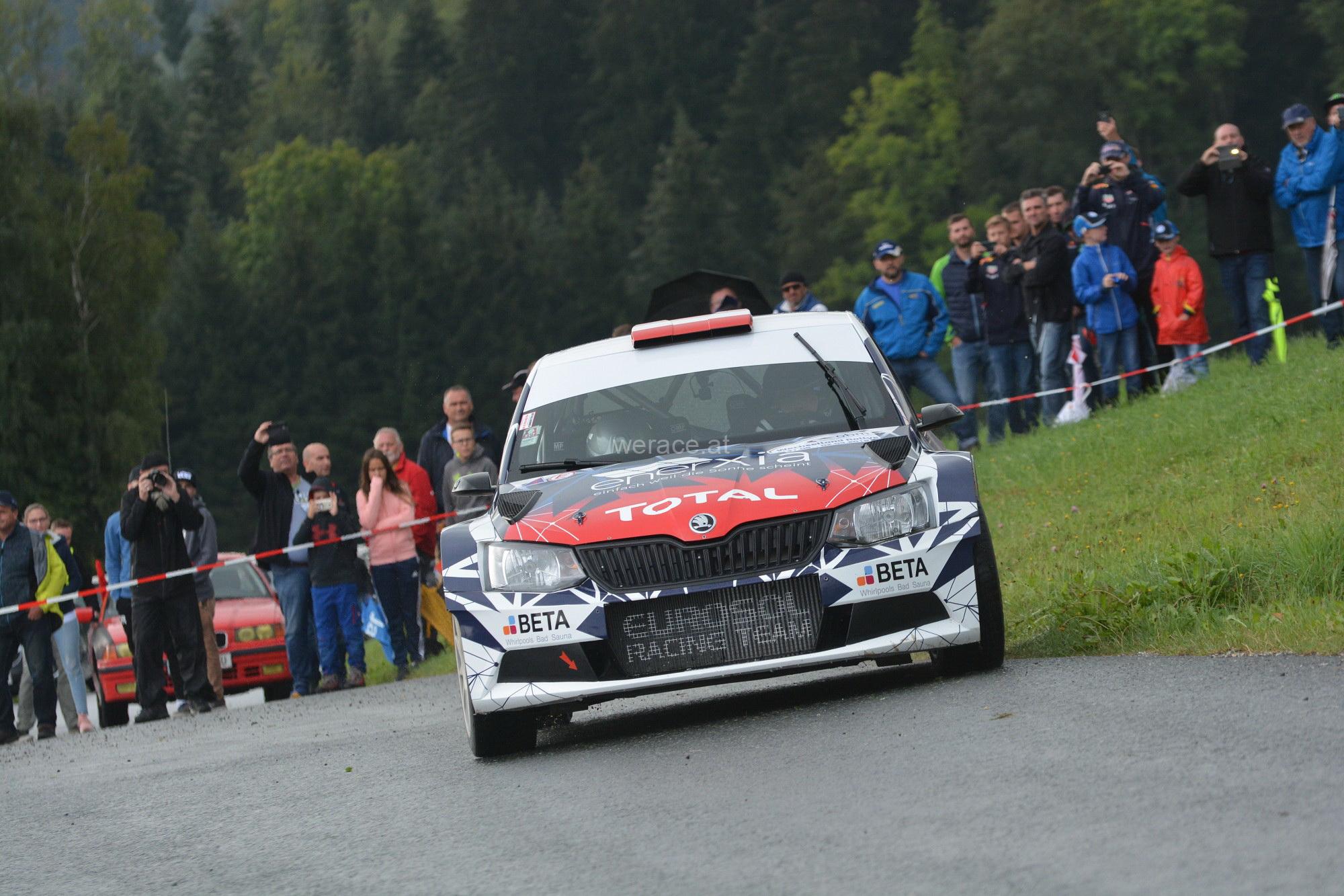 Johannes Keferböck OBM Wechselland Rallye