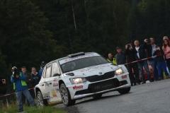 Gerhard Aigner OBM Wechselland Rallye )