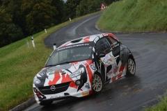 Luca Waldherr OBM Wechselland Rallye